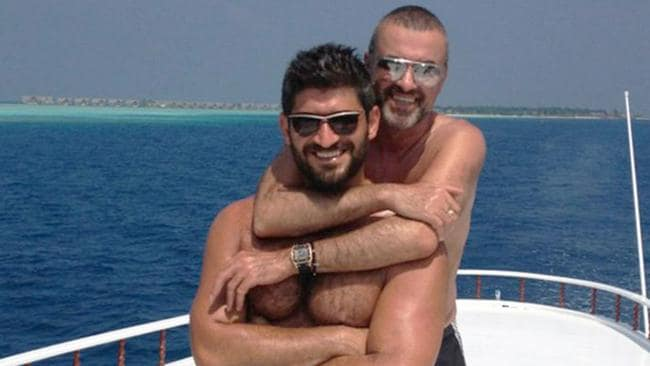 George Michael to be buried next to mother
