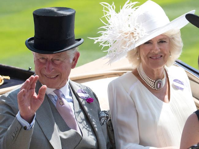 The other main characters in the musical are Prince Charles and Camilla, Duchess of Cornwall. Picture: John Phillips/Getty Images for Ascot Racecourse