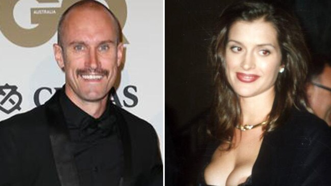 Fitzy says he once dated Kate Fischer after she split from James Packer.