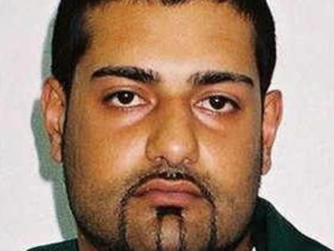 Mubarek Ali, 34, was one of seven men jailed after a 2013 police operation.