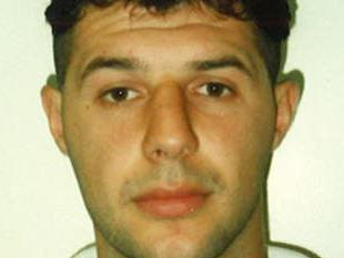 Dino Dibra was just 25 years old when he was shot dead outside his Sunshine West home. Picture: HWT library