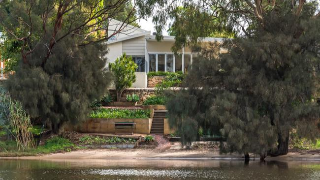 There were no loss making sales in the first quarter of the year in Bassendean, Western Australia. This house is on the market for offers over $3.4 million. Picture: realestate.com.au