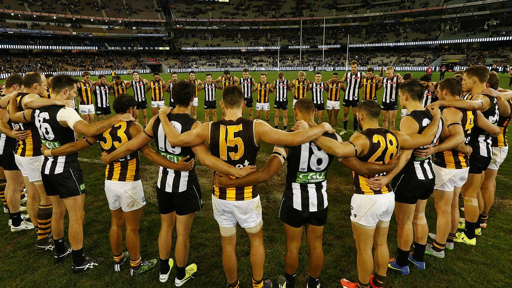 Image result for alastair clarkson tribute to phil walsh