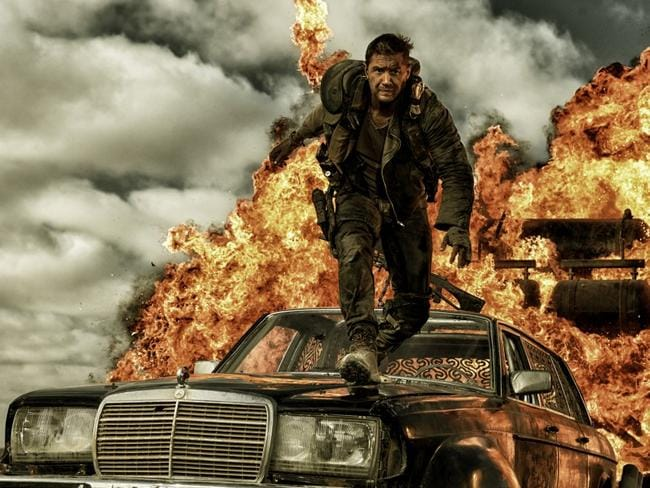 Mind-blowing ... expect lots of jaw-dropping action scenes in Mad Max. Picture: Supplied