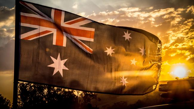 Ausflag argue the current flag doesn't represent what Australia is today.