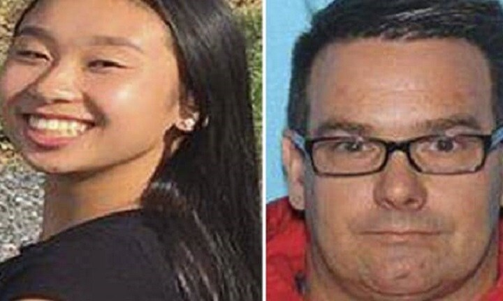Missing teen found with best friend's dad