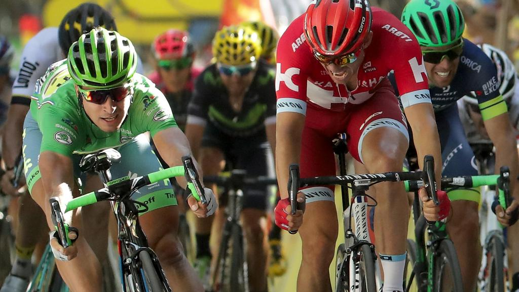 World champion Peter Sagan confirms he will race at Santos Tour Down ... 4c44d2f8d