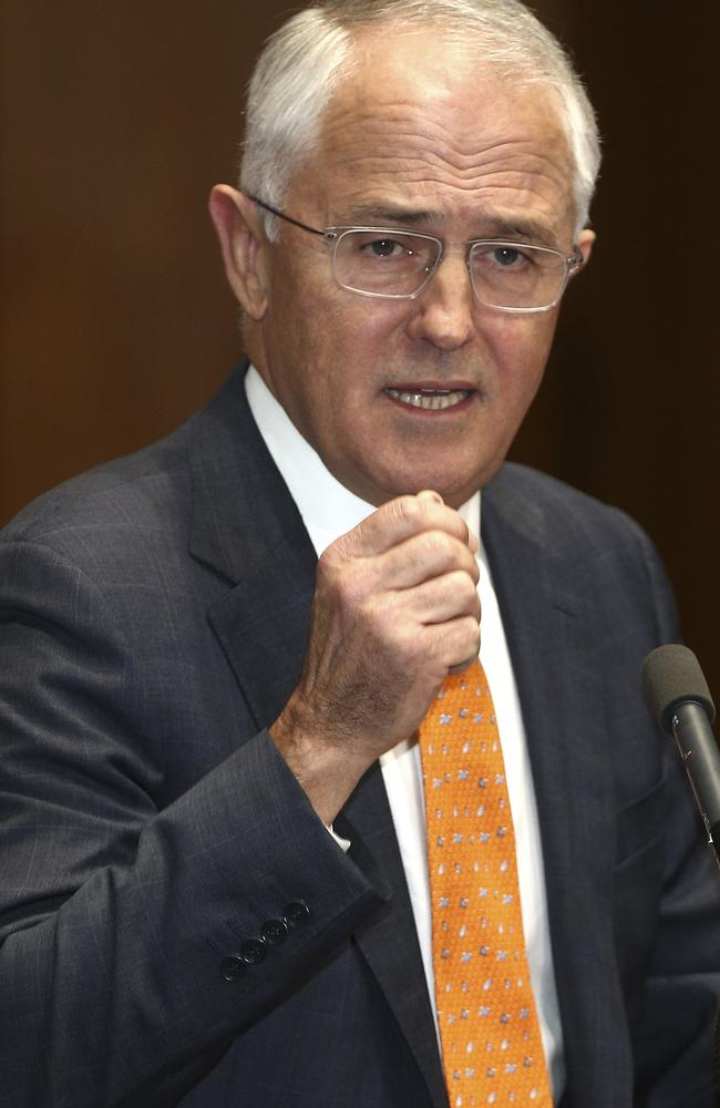 Prime Minister Malcolm Turnbull has put GPs off-side with his controversial Medicare policy. Picture: AP Photo/Rob Griffith