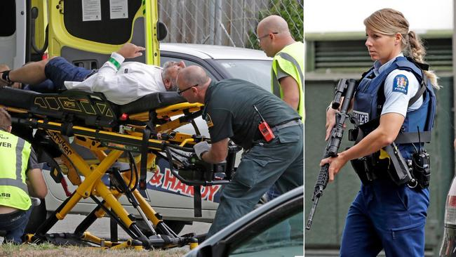 Christchurch Attack: Christchurch Mosque Shooting Latest: At Least 49 Dead, 4