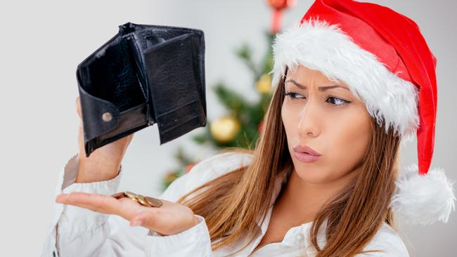 Have you ever been perplexed by your empty wallet? Picture: istock