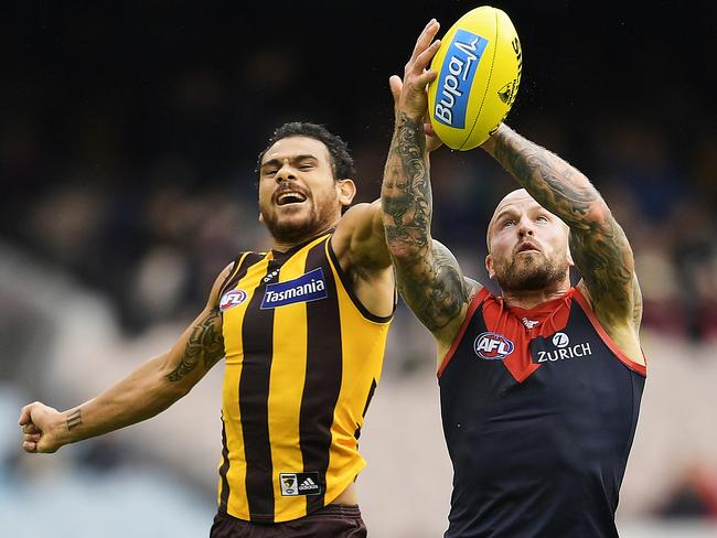 Cyril Rioli could be out for a while. (Photo by Brett Hemmings/Getty Images)