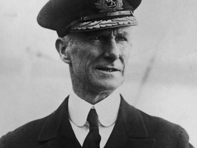 HMS Carpathia captain Arthur Rostron was racing to the sinking ship's aid from more than 100 kilometres away.