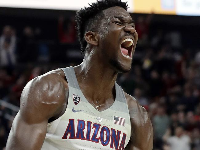 Arizona's Deandre Ayton follows Markelle Fultz and Ben Simmons as No. 1 picks.