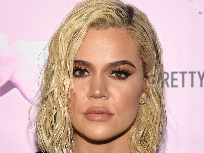 Khloe is at the centre of this year's drama. Picture: Matt Winkelmeyer/Getty Images