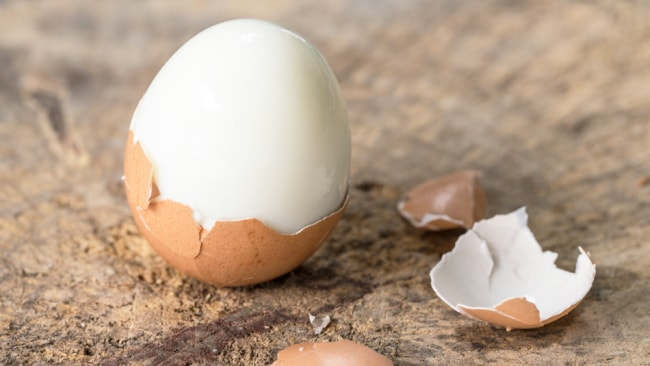 Boiled eggs are handy snacks. Image: iStock