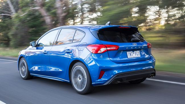The Focus has always been one of the better driving small hatches on the market.