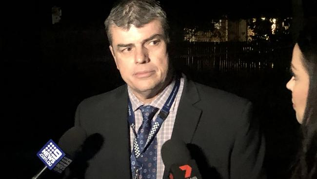 Acting Detective Superintendent Brendan Smith told reporters there is no known suspect at this point.