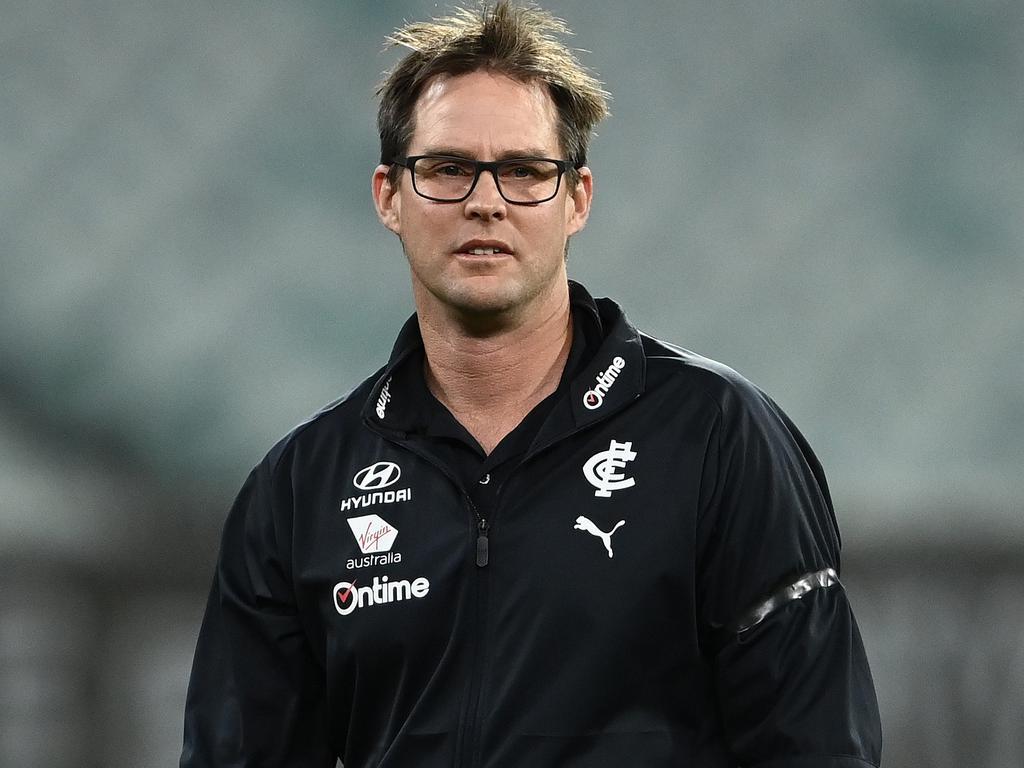 AFL Rd 18 - Collingwood v Carlton