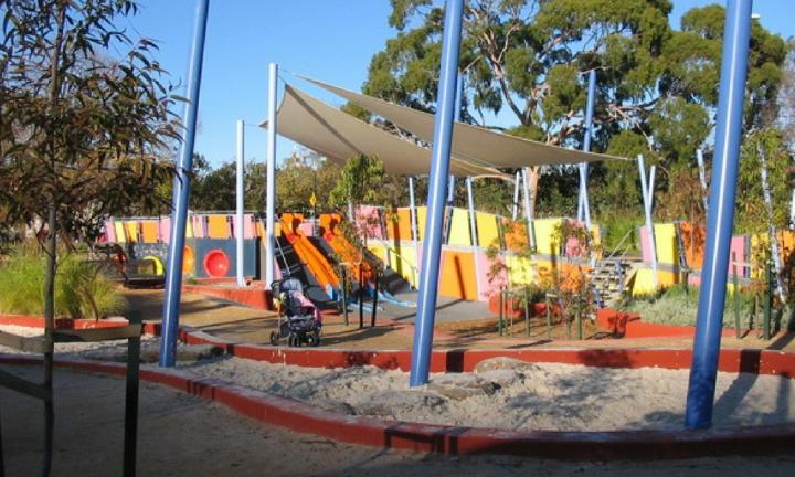We've found the best playgrounds in VIC