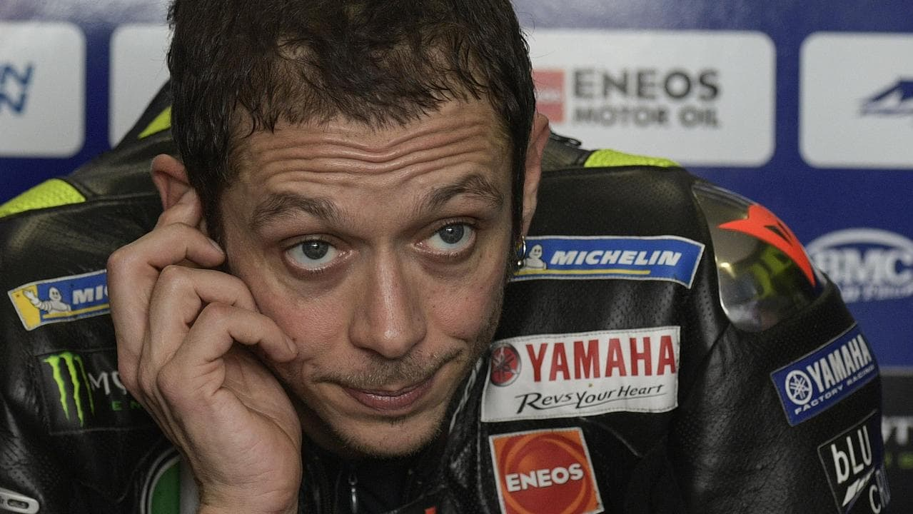 Write Valentino Rossi off at your own peril.