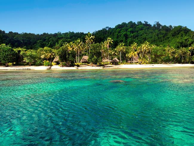 Qamea Resort & Spa Fiji.