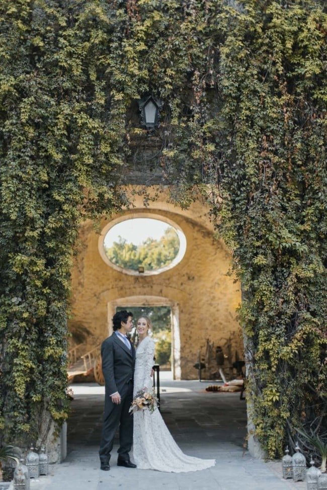 Inside the colourful wedding of Vogue Mexico's fashion editor