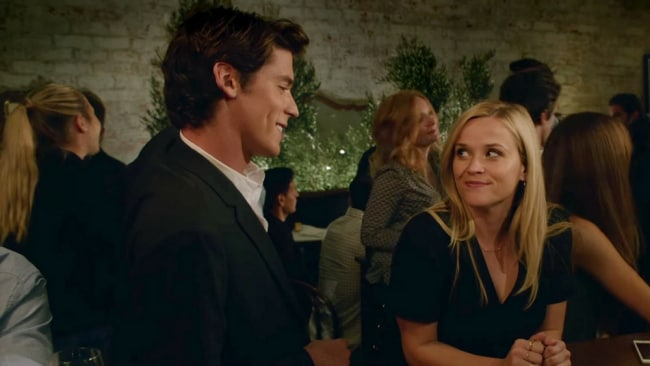 Reese Witherspoon and Pico Alexander in 'Home Again'. Photo: EntertainmentOne
