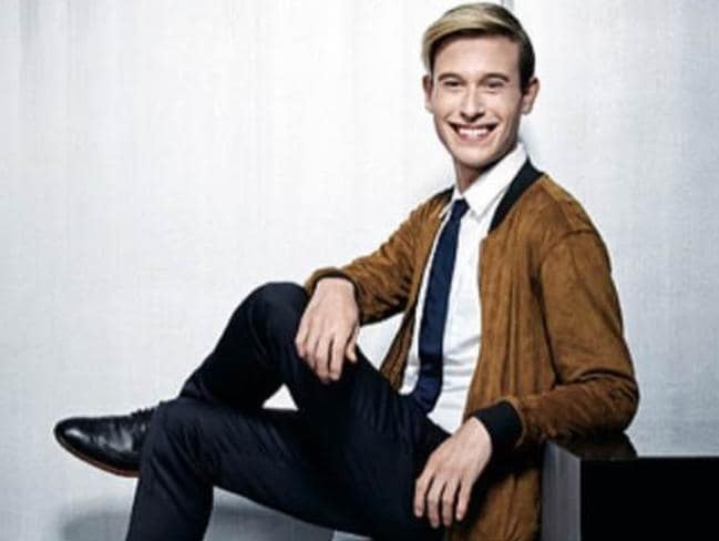 Hollywood Medium's Tyler Henry. Picture: Instagram.