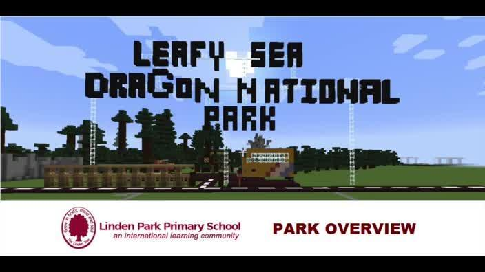 linden park primary students win competition to design a virtual