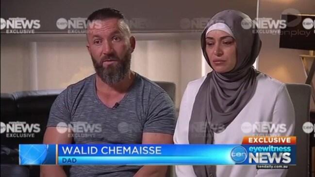 Parents of bashed Sydney schoolboy speak ( Ten Daily )