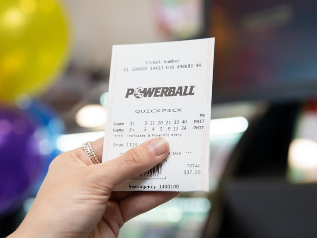 One Sydney winner is walking around $12 million richer. Picture: The Lott