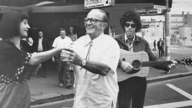 Years Of White Shoe Brigade In Australia