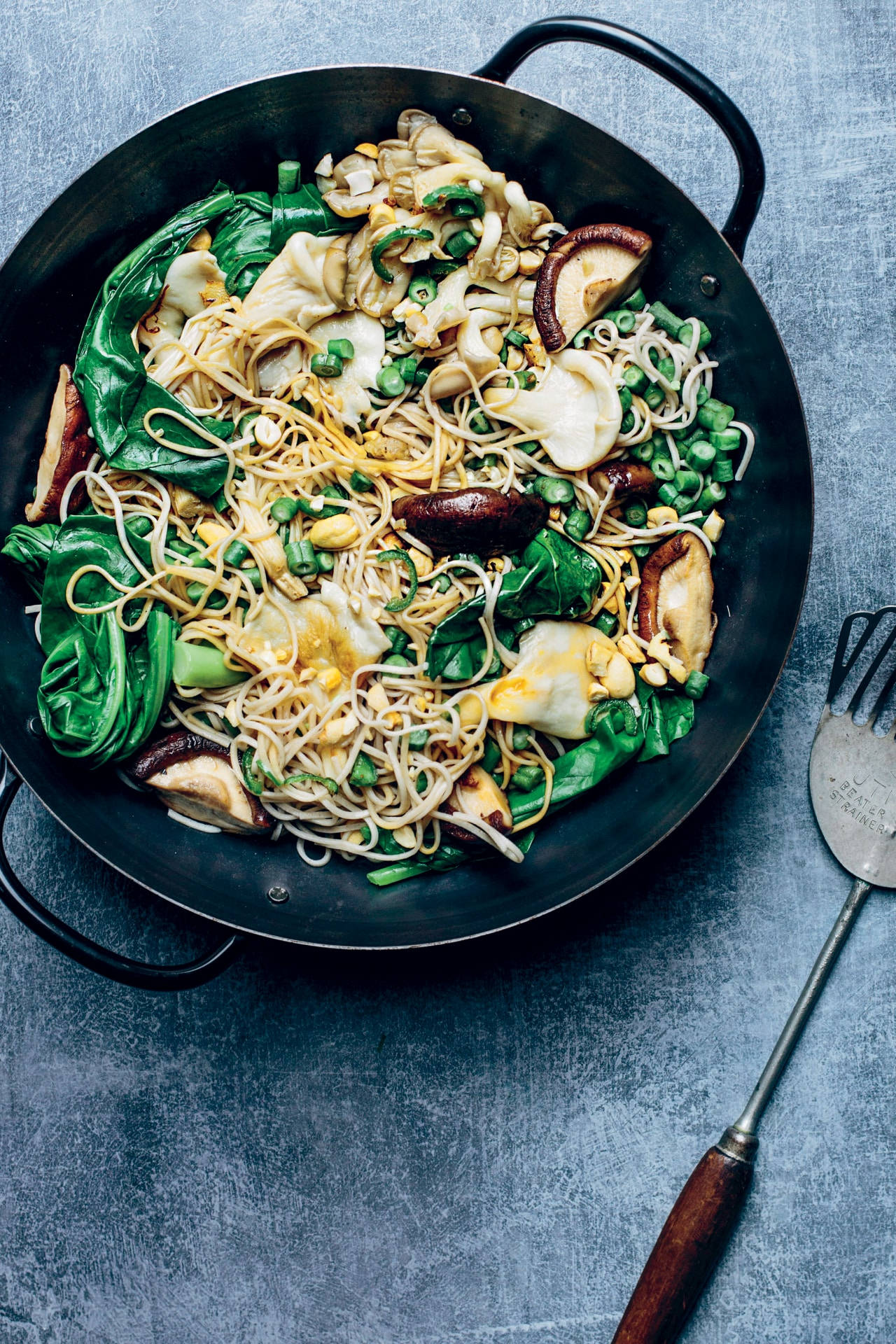 Recipe: the mushroom stir fry you can make on any given weeknight