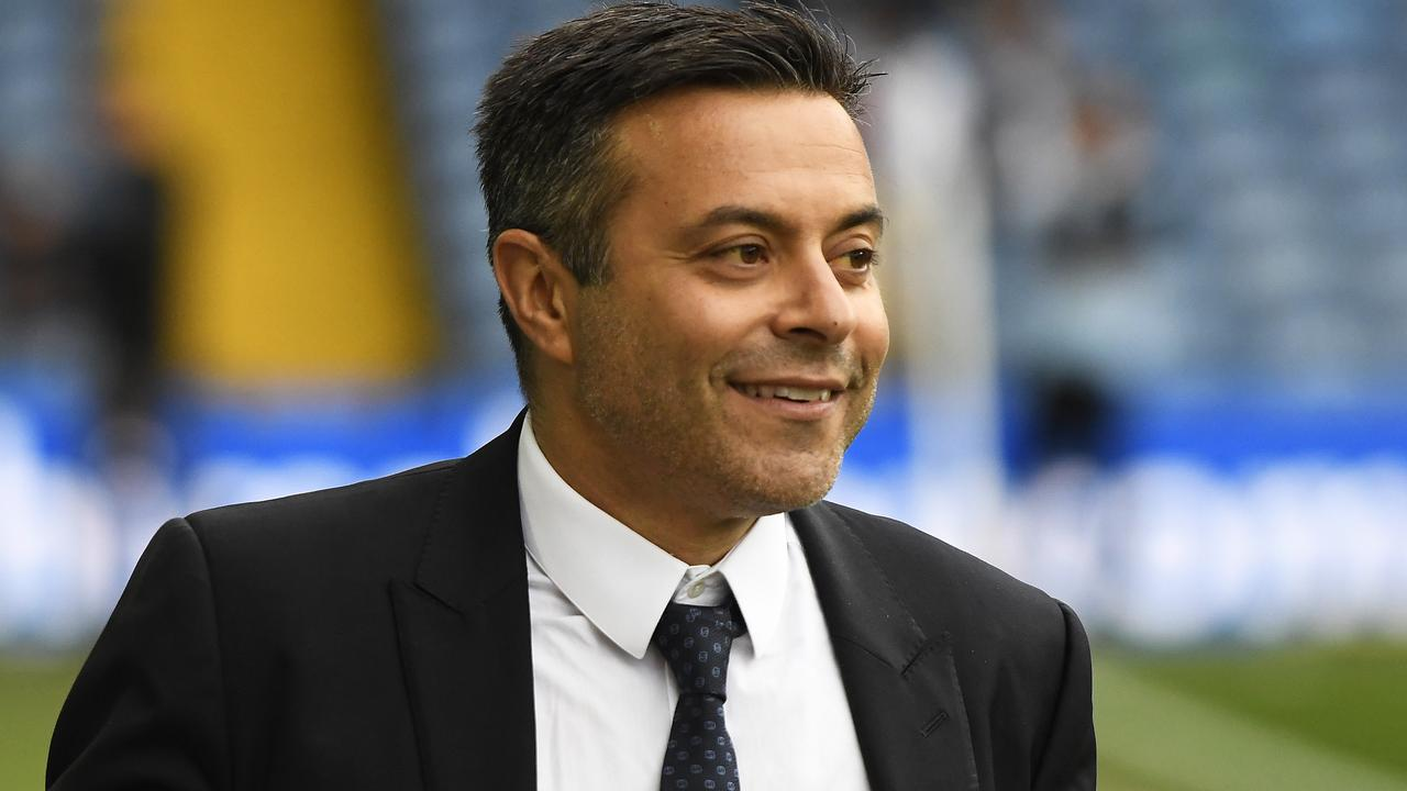 Andrea Radrizzani knows the club needs more investment to be competitive.
