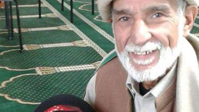 71 year old Haji Daoud Nabi is also thought to have died at the Al Noor mosque.