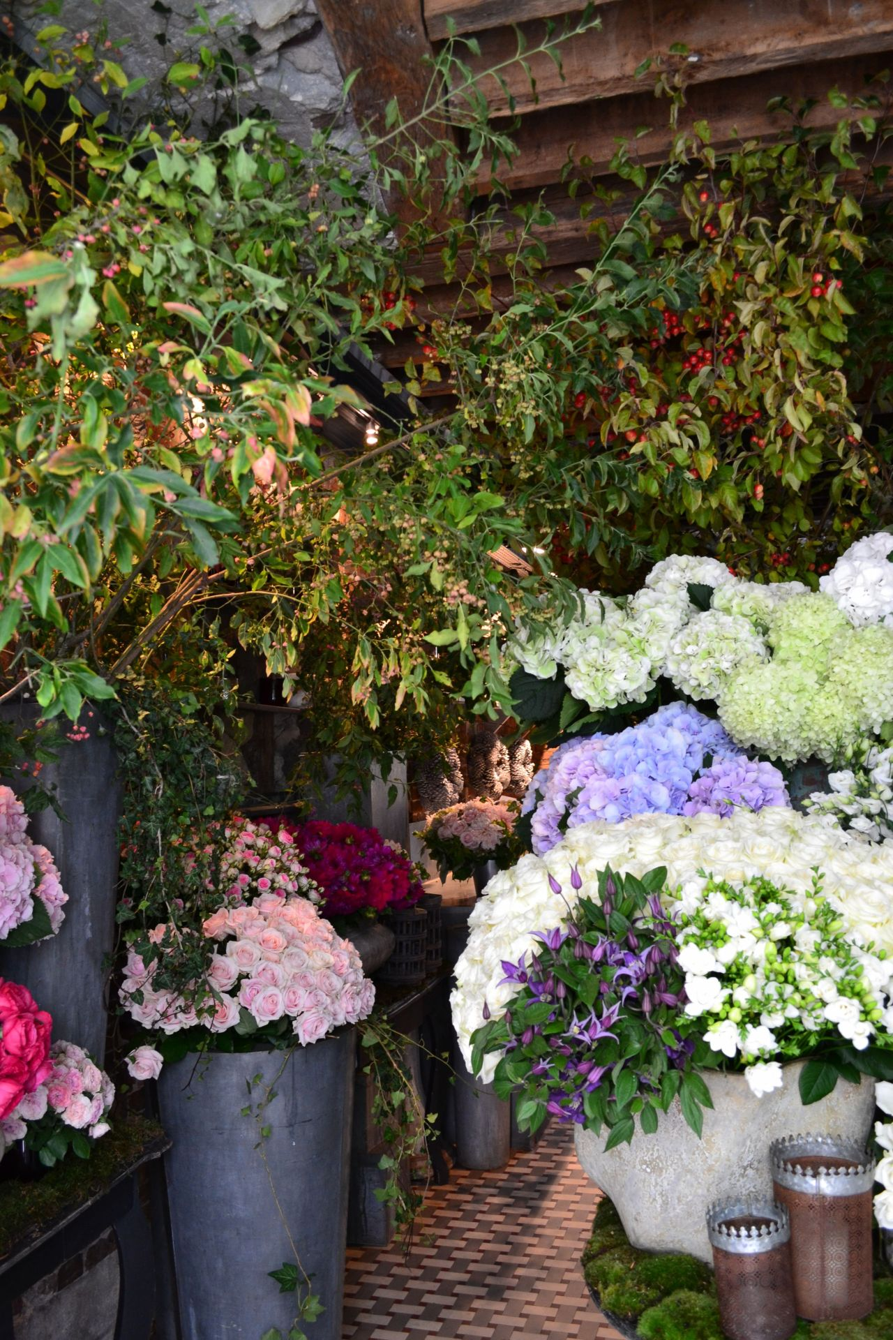 Fashion's favourite Parisian florist should be on your travel hit list
