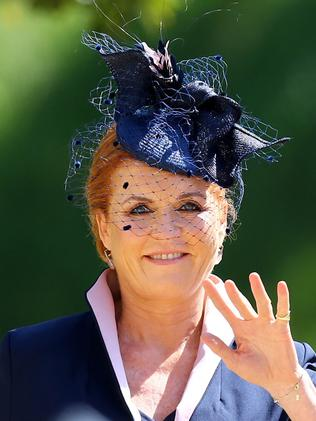 Sarah Ferguson, Duchess of York in 2018. Picture: Supplied
