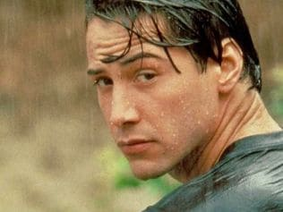 Keanu is here to rescue you. Photo: 'Point Break'