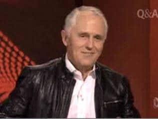 Turnbull on Q&A