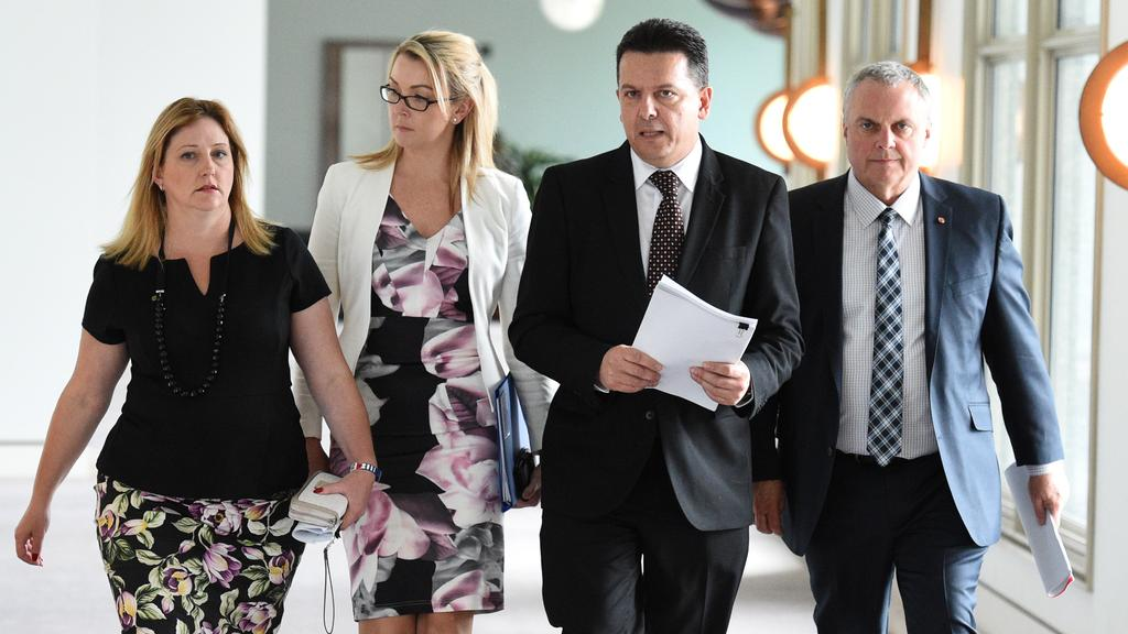 Rebekha Sharkie and Stirling Griff to be targeted by the Liberals ...