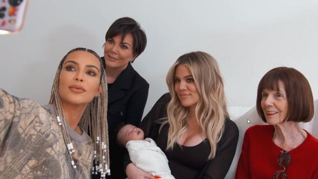 Kim looks amazing for a new mother. How does she do it?