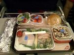 "<p>An inflight meal on Shanghai Airlines prompted one traveller to say ""airline food hasn't gotten better."" / Flickr user augapfel</p>"