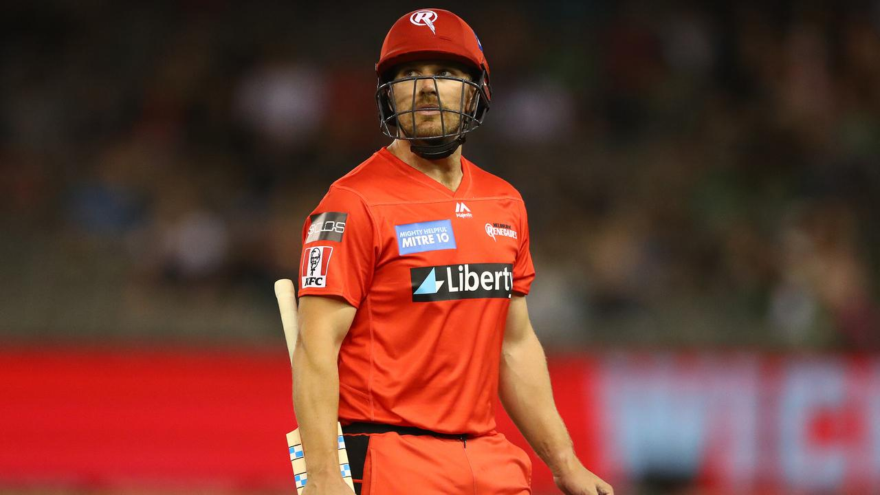 Aaron Finch is horribly out of form heading into Australia's tour of NZ.