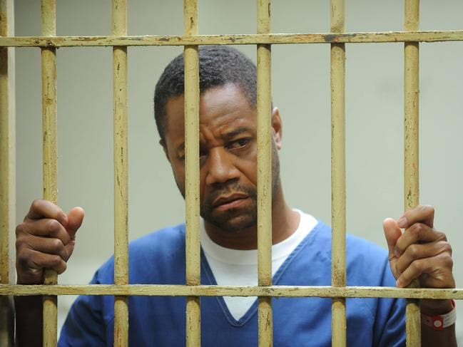 Cuba Gooding in The People v. O.J. Simspon. Picture: Byron Cohen/FX