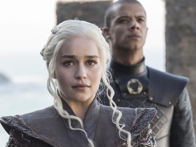 Emilia Clarke is one of the breakout stars of Game of Thrones. Picture: HBO