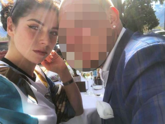 Anna Florence Reed's German boyfriend said her death happened after an 'erotic game gone wrong'.