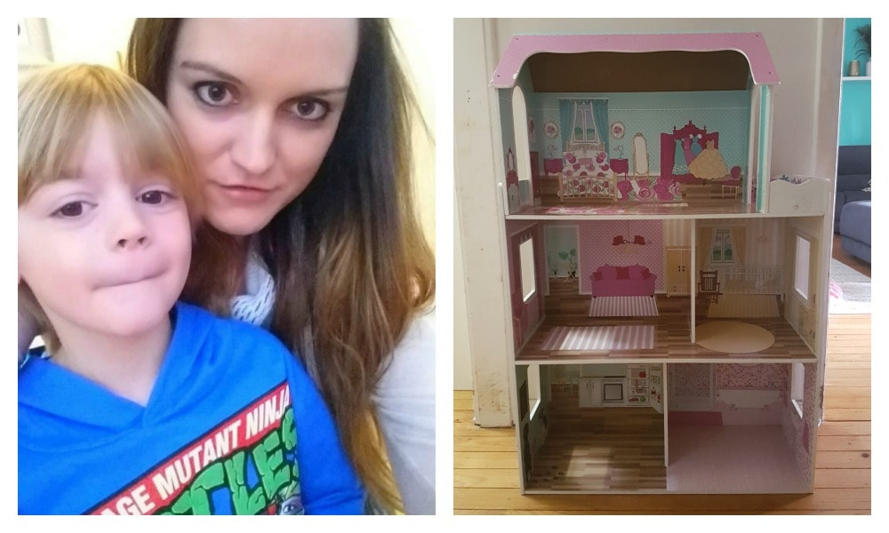 Savvy mum turns popular Kmart doll house into AH-MAZING Ninja Turtle lair
