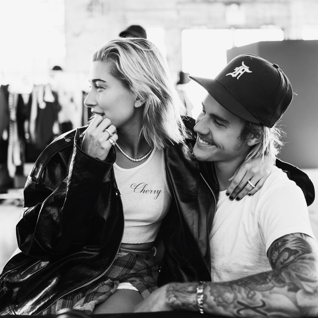 Justin Bieber has confirmed his engagement to Hailey Baldwin
