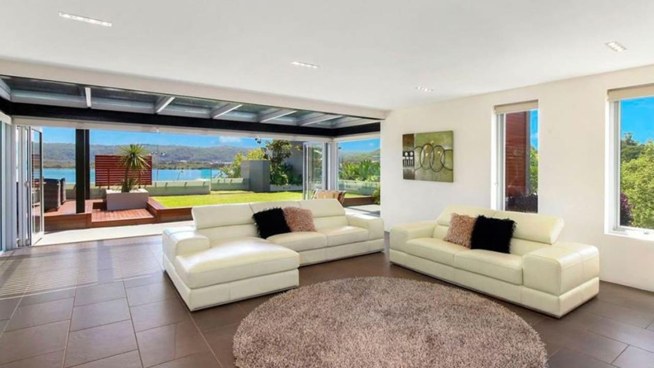 Inside Usain Bolt's Central Coast home Pic: LJ Hooker