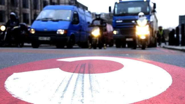 London has had a congestion charge zone for streets in the city centre since 2003.